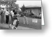 Civil Rights Greeting Cards - Alabama: Civil Rights Greeting Card by Granger