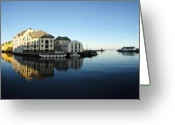 Noth Greeting Cards - Alesund Greeting Card by Hans Kool