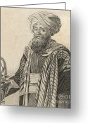 Personage Greeting Cards - Ali Bey Al-abbasi Greeting Card by Science Source