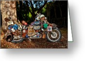 Christopher Holmes Photography Greeting Cards - All But The Kitchen Sink Greeting Card by Christopher Holmes