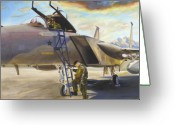 Jet Greeting Cards - Amen Greeting Card by David Gorski