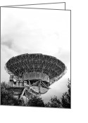 Antenna Greeting Cards - Antenna   Greeting Card by Olivier Le Queinec