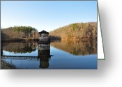 Berks County Greeting Cards - Antietam Creek Greeting Card by Bill Cannon