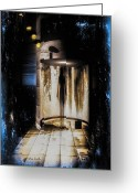 Shade Greeting Cards - Apparition Greeting Card by Bob Orsillo