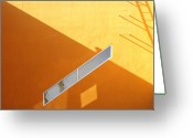 Featured Greeting Cards - Architecture Study 8 Greeting Card by Dale Hart