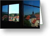 Bamberg Greeting Cards - Bamberg Germany Greeting Card by Rosi Lorz