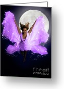 Aspiration Greeting Cards - Beautiful Fairy Greeting Card by Oleksiy Maksymenko