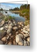 Spokane Greeting Cards - Beginnings Greeting Card by Reflective Moments  Photography and Digital Art Images