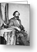Mathew Greeting Cards - Benjamin S Turner Greeting Card by Mathew Brady