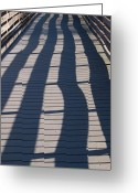 Duplicate Greeting Cards - Boardwalk Greeting Card by Jim DeLillo
