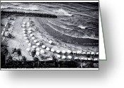 Boca Grande Prints Greeting Cards - Boca Grande Days Greeting Card by John Rizzuto