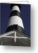 Lighthouse Greeting Cards - Bodie 1871 Greeting Card by Kelvin Booker