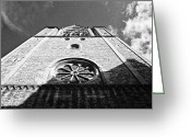 Benjamin Matthijs Greeting Cards - Braunschweig cathedral Greeting Card by Benjamin Matthijs
