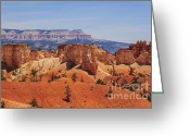 Hoodoo Greeting Cards - Bryce Beauty Greeting Card by Scott Hansen