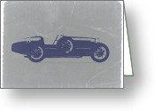 European Cars Greeting Cards - BUGATTI Type 35 Greeting Card by Irina  March