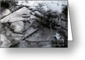 Inkwash Greeting Cards - Building a Landscape Greeting Card by Pete Baglia