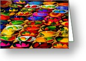 Photo Art Greeting Cards - Cabo Art Greeting Card by Craig Incardone