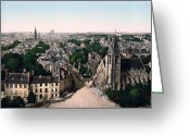 Caen Greeting Cards - Caen - France Greeting Card by International  Images