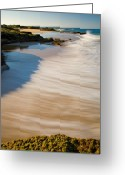 Andalucia Greeting Cards - Canos de Meca Greeting Card by Neil Buchan-Grant