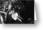 Rolling Stones Greeting Cards - Cant Get No Greeting Card by Jayne Logan