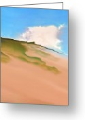 Cape Cod Greeting Cards - Cape Cod Greeting Card by Jurek Zamoyski