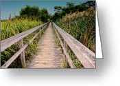 Fine_art Greeting Cards - Cape Hatteras Greeting Card by Gerlinde Keating - Keating Associates Inc