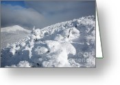 Carter Greeting Cards - Carter Dome - White Mountains New Hampshire USA Greeting Card by Erin Paul Donovan
