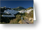 Casares Greeting Cards - Casares Greeting Card by Rod Jones