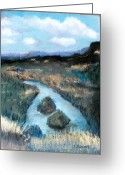 Chama River Greeting Cards - Chama Islands Greeting Card by John De Young