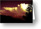Nainital Photo Greeting Cards - Chariot Of God Greeting Card by Greg Palmer