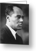 Civil Rights Greeting Cards - Charles Houston (1895-1950) Greeting Card by Granger