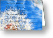 Edmonton Greeting Cards Posters Greeting Cards - Chauffeured Seed Greeting Card by Jerry Cordeiro