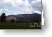 West Virginia Highlands Greeting Cards - Cheat Greeting Card by Randy Bodkins