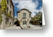 South France Greeting Cards - Chez Saskia Greeting Card by Robert Lacy