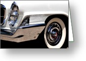 Lyle  Huisken Greeting Cards - Chrysler 300 Greeting Card by Lyle  Huisken