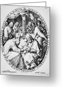Rabbi Greeting Cards - Circumcision Of Christ Greeting Card by Granger