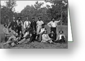 Mathew Greeting Cards - Civil War: Scouts & Guides Greeting Card by Granger