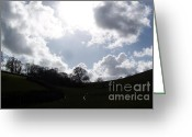 Roberto Edmanson-harrison Greeting Cards - Clouds Greeting Card by Roberto Edmanson-Harrison