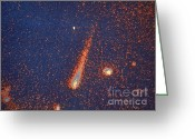 Long Period Comet Greeting Cards - Comet Kohoutek Greeting Card by Nasa