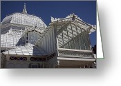 Conservatory Photo Greeting Cards - Conservatory Of Flowers Greeting Card by Garry Gay