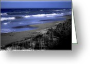 Light Gray Greeting Cards - Continue With This Dream Greeting Card by DigiArt Diaries by Vicky Browning