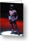 Ice Skates Greeting Cards - Cool Tango Dancer Greeting Card by Alex Hardie