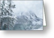 Rocky Mountain National Park Greeting Cards Greeting Cards - Daydream Louise Greeting Card by Andrea Hazel Ihlefeld