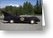 Batman Greeting Cards - Denali National Park Greeting Card by Granger