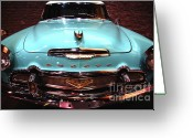 Amor Photo Greeting Cards - Desoto - Mio Amor Greeting Card by Susanne Van Hulst