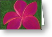 Bright Pastels Greeting Cards - Devoted Love Greeting Card by Dawn Marie Black