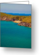 Ireland Greeting Cards - Dingle Peninsula Greeting Card by Gabriela Insuratelu