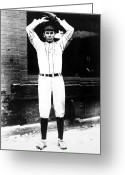 St.louis Cardinals Greeting Cards - Dizzy Dean (1911-1974) Greeting Card by Granger
