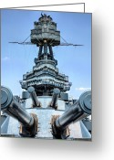 Usn Greeting Cards - Dont Mess with Texas Greeting Card by JC Findley