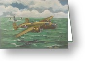 Murray Mcleod Greeting Cards - Doolittle Raider 2 Greeting Card by Murray McLeod
